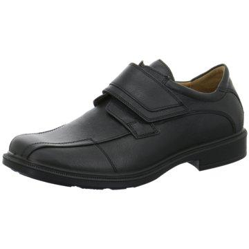 Hobel Klassischer Slipper schwarz