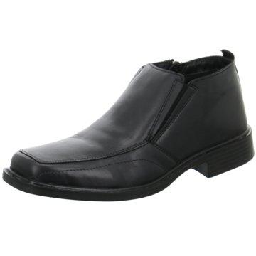 Enzett Klassischer Slipper schwarz