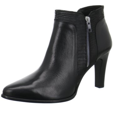 David Luis Ankle Boot schwarz