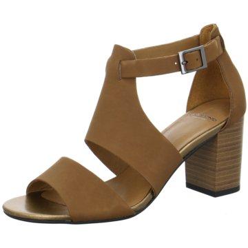 Vagabond Modische Sandaletten braun