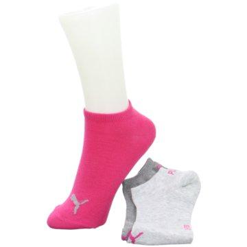Puma Socken / Strümpfe pink
