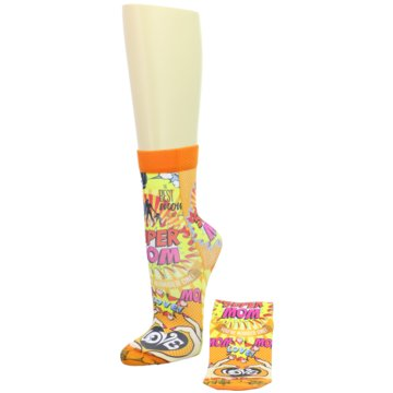 Wigglesteps Socken / Strümpfe orange