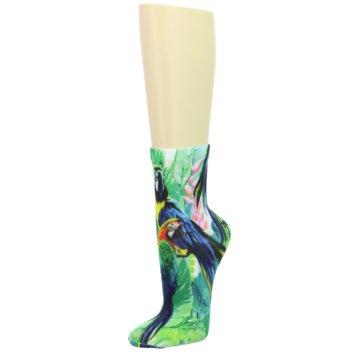 Camano Socken / Strümpfe grün