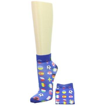 Wigglesteps Socken / Strümpfe blau