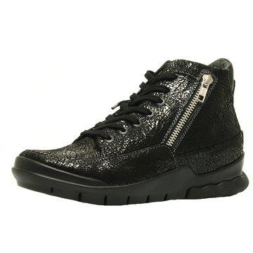 Wolky Sneaker High schwarz