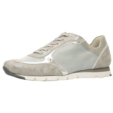 Semler Sportlicher Schnürschuh grau