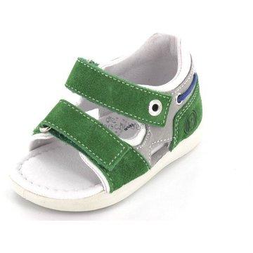 Naturino Sandale grün