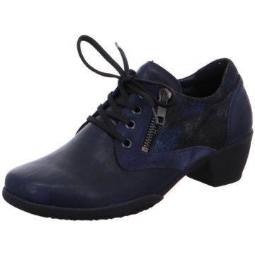 Fidelio Komfort Pumps blau