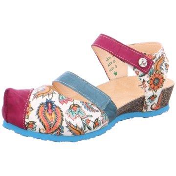 Think Komfort Sandale bunt