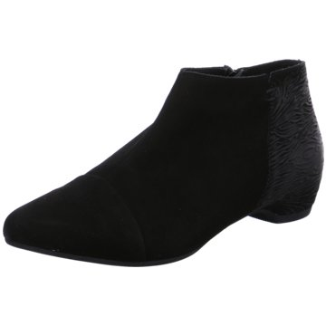 Think Ankle Boot schwarz