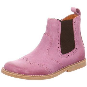 Ivancica Halbhoher Stiefel rosa