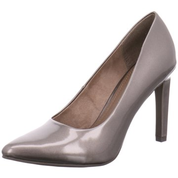 Marco Tozzi Pumps silber