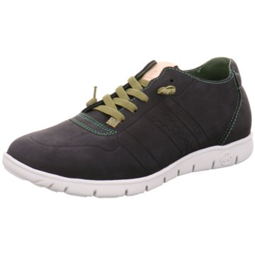 Slowwalk Sneaker Low schwarz
