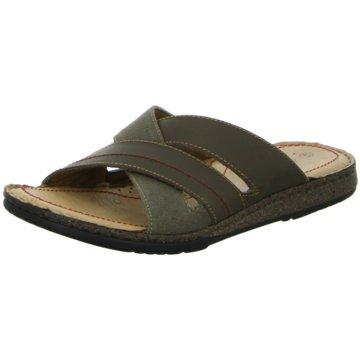 Scarbello Komfort Schuh braun