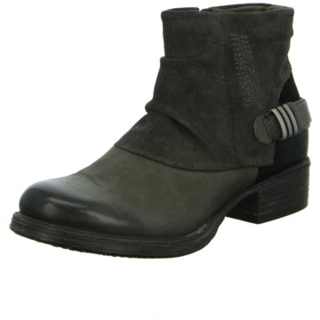 Red BOXX Biker Boot grau