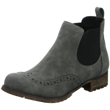 Living Updated Chelsea Boot grau