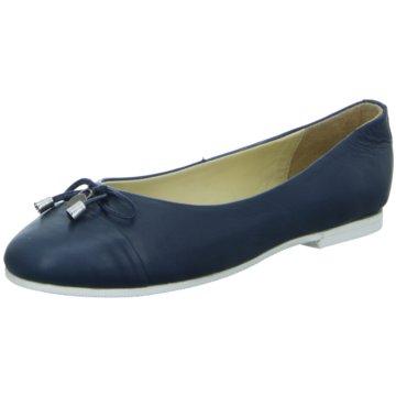 BOXX Eleganter Ballerina blau