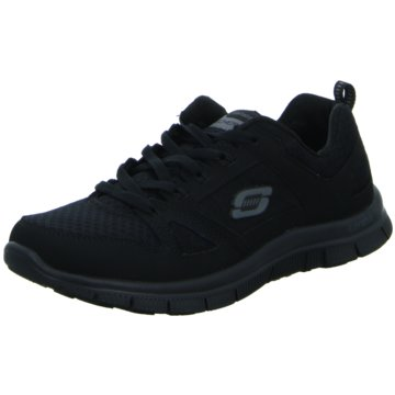 Skechers - Flex Appeal - Adaptable,Schwarz -