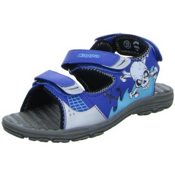 Kappa Sandale blau