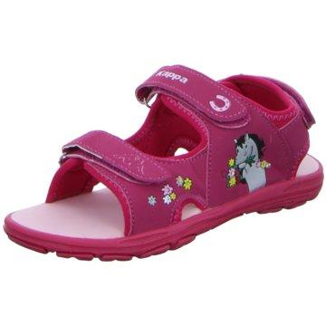 Kappa Sandale pink