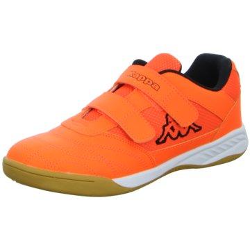 Kappa Trainings- und Hallenschuh orange