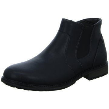 Living Updated Chelsea Boot schwarz
