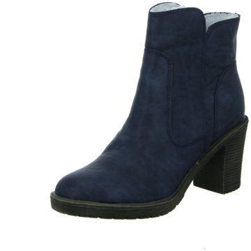 Living Updated Plateau Stiefelette blau