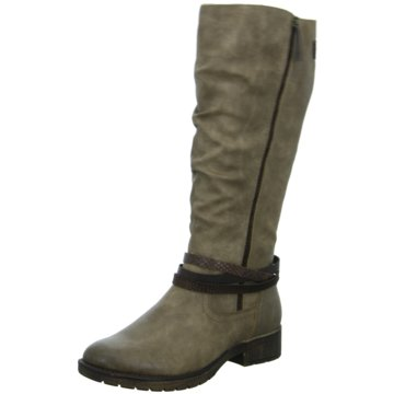 Scarbella Klassischer Stiefel beige