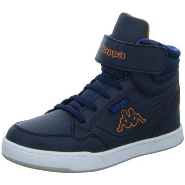 Kappa Sneaker High blau