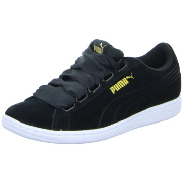 Puma - Training  Vikky Ribbon -  schwarz