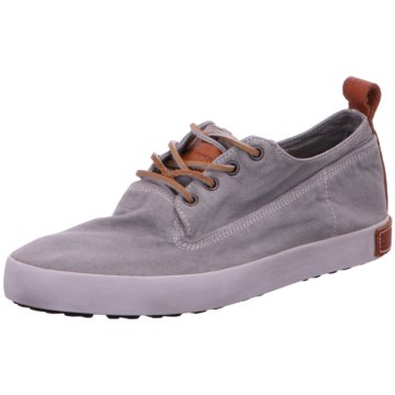Blackstone Sneaker Low grau