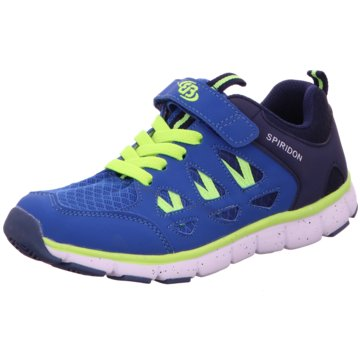 Brütting Sneaker Low blau
