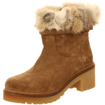 Alpe Woman Shoes Winterboot braun