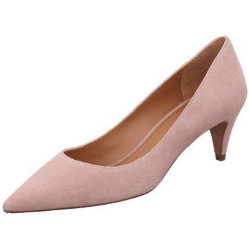 Pura Lopez Pumps rosa