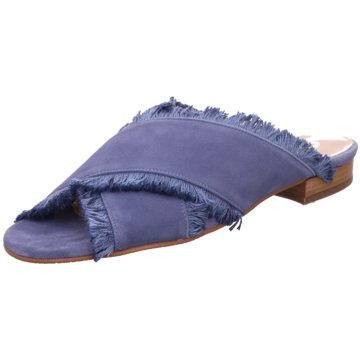 Catwalk Pantolette blau