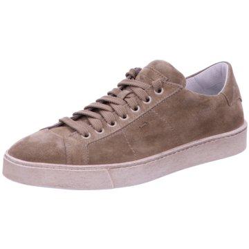 Santoni Sneaker beige
