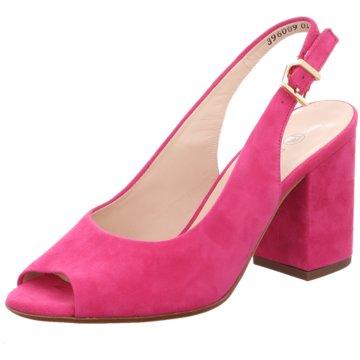 Peter Kaiser Modische Sandaletten pink