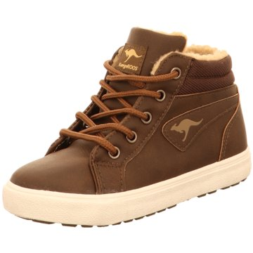 KangaROOS Sneaker High braun