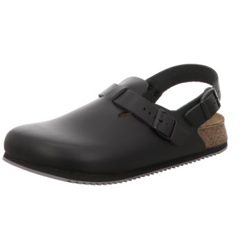 Birkenstock Clog schwarz