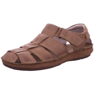 Pikolinos Komfort Sandale beige
