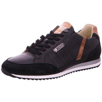 Patrick 1892 Sneaker Low schwarz