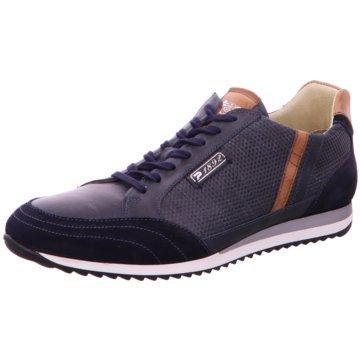 Patrick 1892 Sneaker Low blau