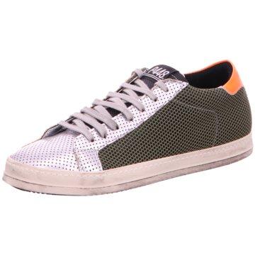 P448 Sneaker Low grün