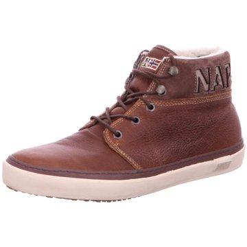 Napapijri Sneaker High braun
