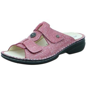 FinnComfort Komfort Pantolette rosa