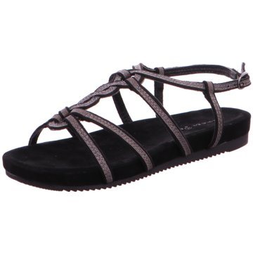 Alma en Pena Modische Sandaletten schwarz