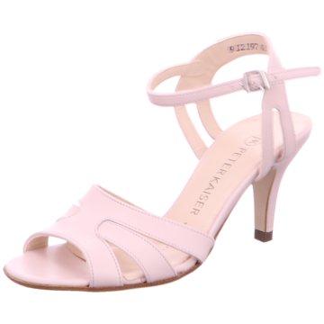 Peter Kaiser Modische Sandaletten rosa