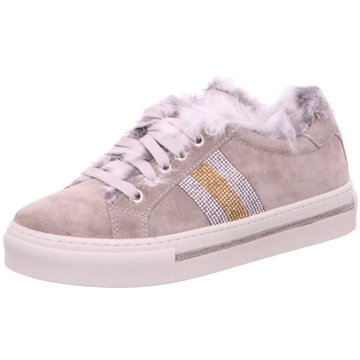 Alpe Woman Shoes Sneaker Low grau