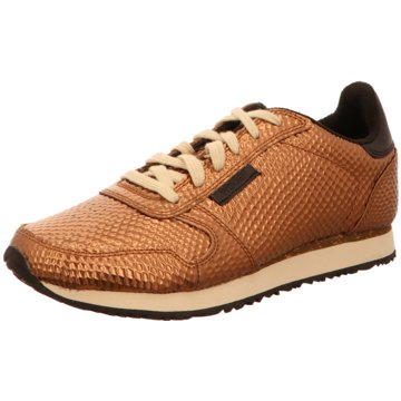 Woden Sneaker Low gold