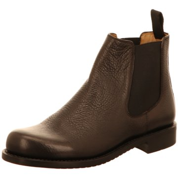 Quarvif Chelsea Boot schwarz